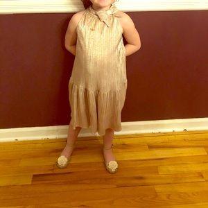 Gold Dressy dress